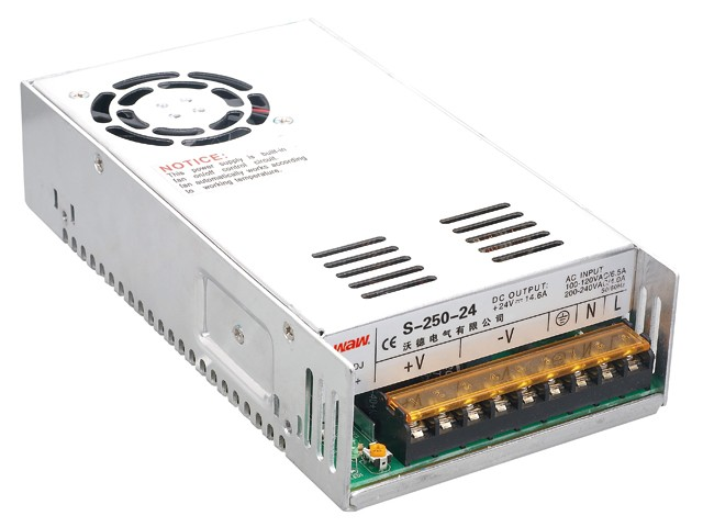 250W SWITCHING POWER SUPPLY